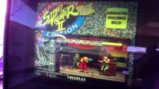 Ultracade Video Arcade Machine