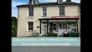 3374 - Convenience Store For Sale in Pennal Gwynedd Wales