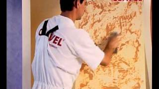 Нанесение венецианской штукатурки ТРЕВИНЬЯНО. Видео.(Все декоративные покрытия на сайте CLAVEL-SPB.RU., 2010-10-21T17:53:14.000Z)