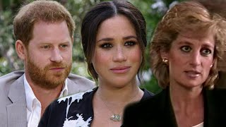 Prince Harry Says Mom Princess Diana Would Be ANGRY Over Royal Exit Fallout