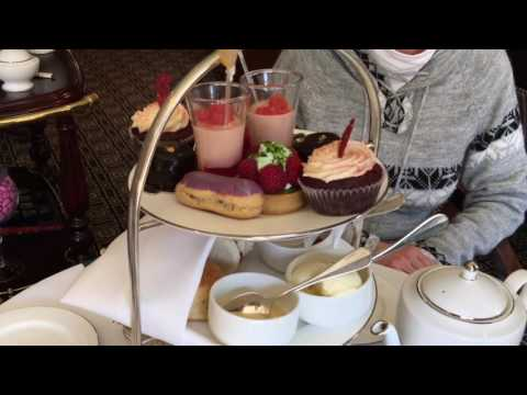 Afternoon Tea at Rubens at the Palace and the Royal Mews in London