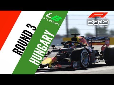LATE BRAKING ONLINE RACING LEAGUE SEASON 3 | Round 3 - Hungary - YouTube