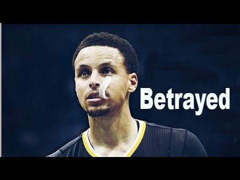 "Stephen Curry Mix 2017 ~ ""Betrayed"""