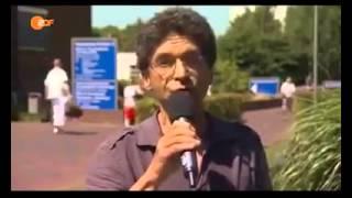 Israeli ist gegen den Krieg im Nahen Osten im ZDF