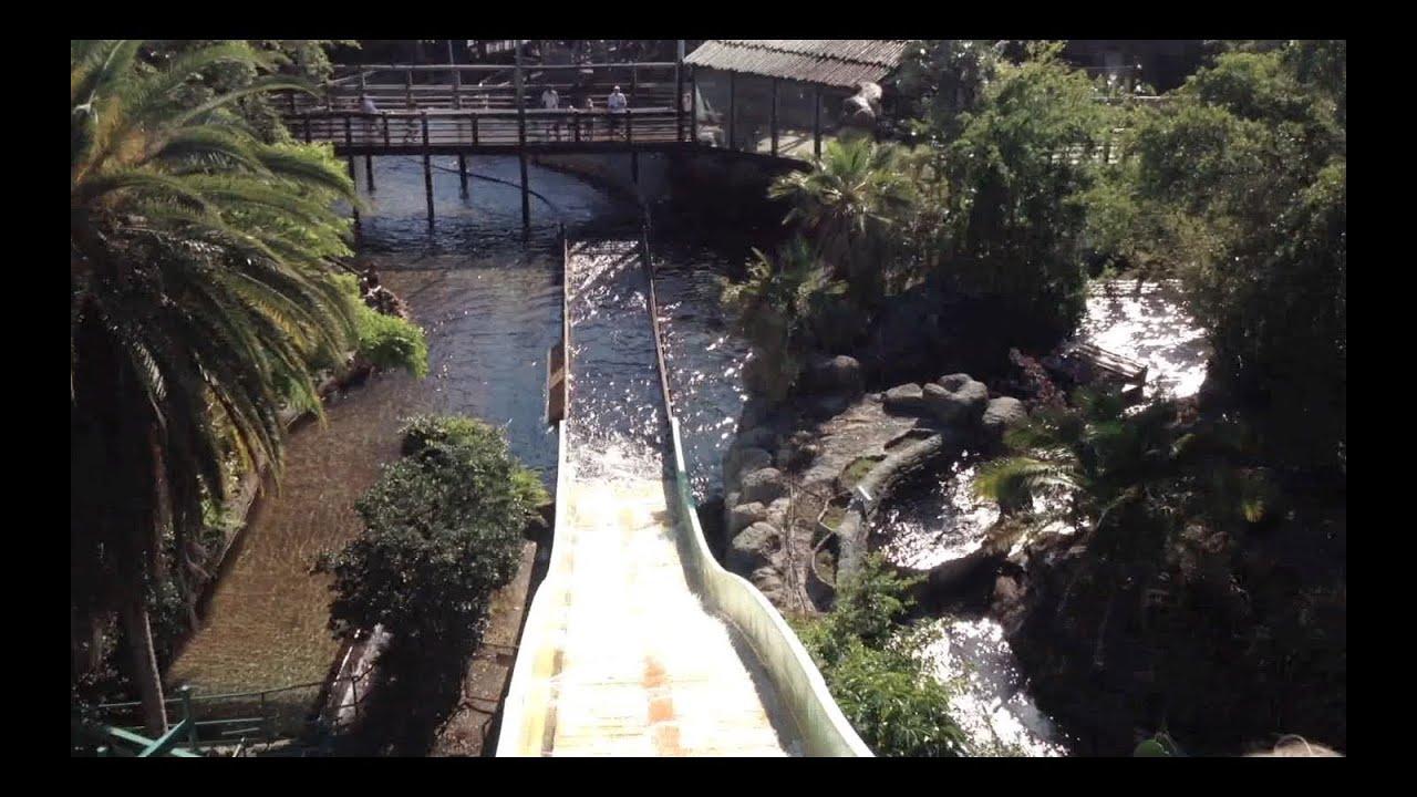 water slide ride at busch gardens youtube. Black Bedroom Furniture Sets. Home Design Ideas