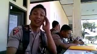 Briptu Norman nyanyi Chaiya Chaiya