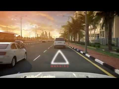 Dubai RTA Hazard Perception Test System