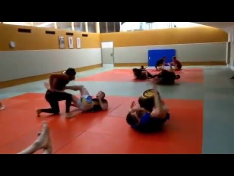 NoGi Training 2016 - Grappling Team Dresden