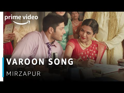 Vaaroon Video Song | Mirzapur | Ali Fazal, Shriya Pilgaonkar