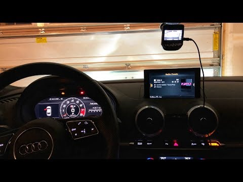 My Audi S3 Finally Gets A Dash Cam - AZDOME A305 Unboxing/Review