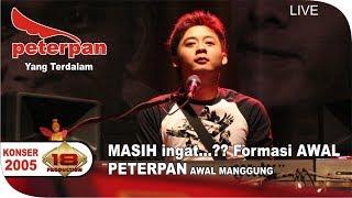 Video KERENN...!!! PETERPAN - YANG TERDALAM - Awal Pertama kali Manggung (LIVE KONSER SURABAYA 2005) download MP3, 3GP, MP4, WEBM, AVI, FLV Oktober 2017