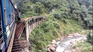 Steam Locomotive in India - Nilgiri Mountain Railway