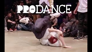 Top 9 vs Red Bull BC One All Stars | SEMI FINAL | HIP OPSESSION 2018