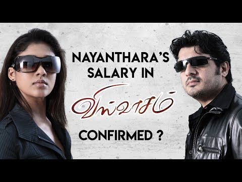 Nayantara & Anushka's Shocking Salary Details|Highly Paid Southern Stars