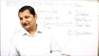 CAIIB Paper 2 Forex- Factors Determining Rate by Kamal Sir
