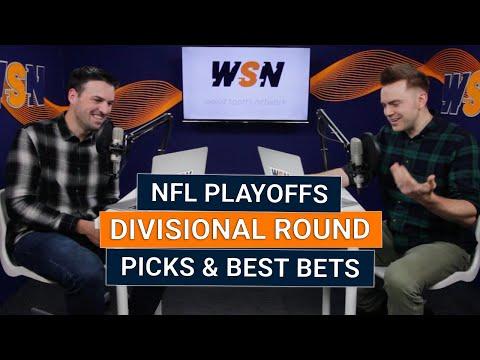 NFL Playoffs 2020 Divisional Round Picks & Best Bets (w/The Green Men)