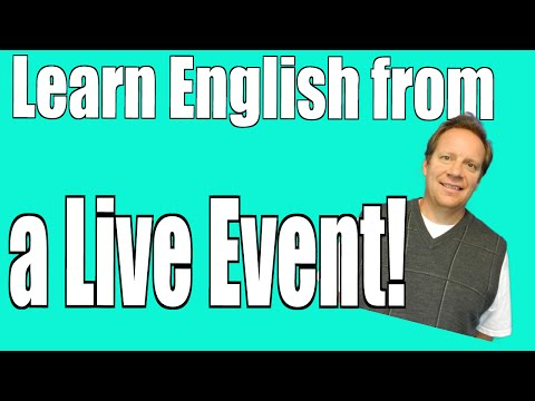 Free English Lesson with the Best Things from the Week!