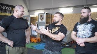 Trening Barbell Brothers pod okiem Mateusza Kieliszkowskiego