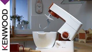 Kenwood KM355 Chef Classic Nostalgia Robot Vert Anis