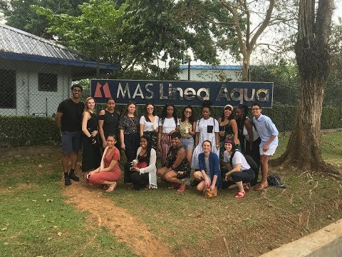 BA (Hons) Fashion Buying & Brand Management student's trip to Sri Lanka - 2018