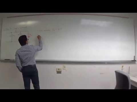 [NJIT Math 491 - 695] Chaos - Lecture 11: Chua's Circuit