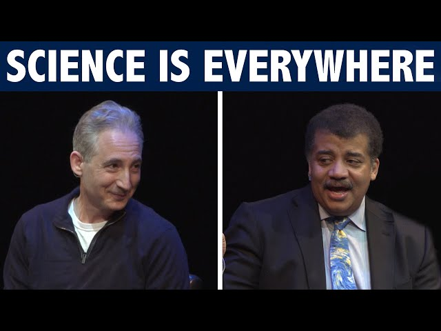 StarTalk Live Podcast: Science Is Everywhere with Neil deGrasse Tyson & Brian Greene -StarTalk @ BAM