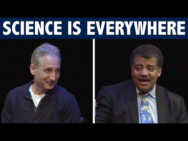 Science Is Everywhere with Neil deGrasse Tyson | StarTalk @ BAM | Full Episode