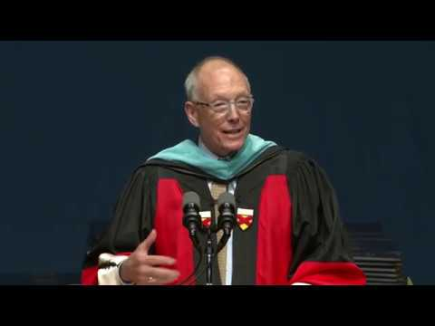 2018 WGU Commencement in Washington, D.C. - Bachelor's Commencement Address from Dr. Ted Mitchell