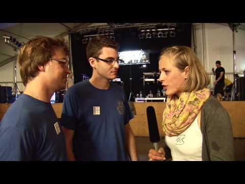 Interview mit Stefan Roth und Daniel Gnad von der Siebenbürger Traun Jugend aus Österreich
