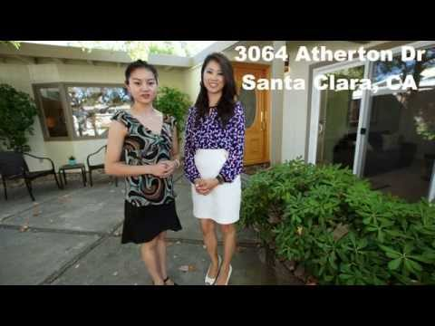 Home for Sale - 3064 Atherton Santa Clara Home with Cupertino Schools