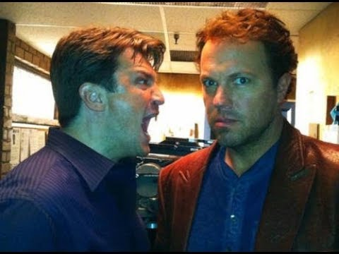 Nathan Fillion talks about getting pranked by Adam Baldwin