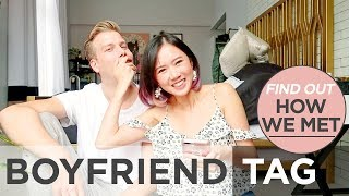 Boyfriend Tag (Plus: How We Met) | Camille Co