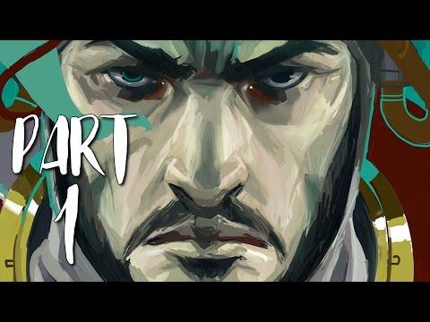 PREY Walkthrough Gameplay Part 1 - January (PS4 Pro)