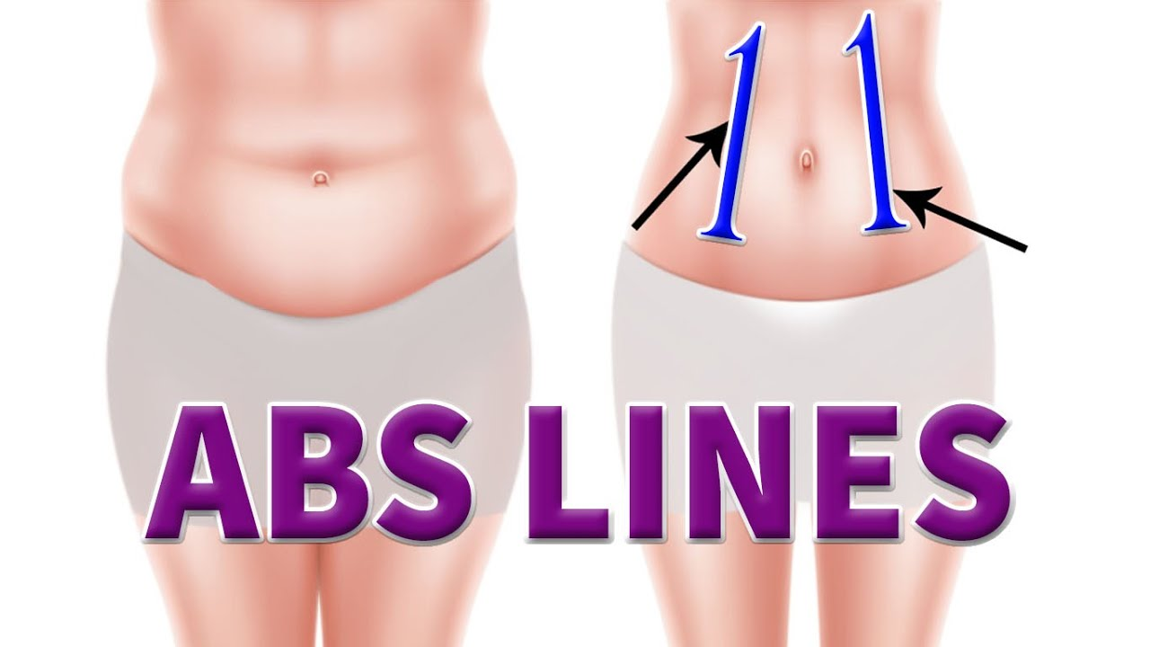 11 ABS LINE WORKOUT | TUMMY TIGHTENING EXERCISE