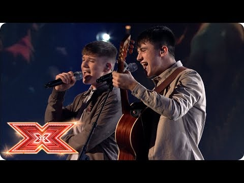 Sean & Conor Price perform George Michael classic! | Live Shows | The X Factor 2017