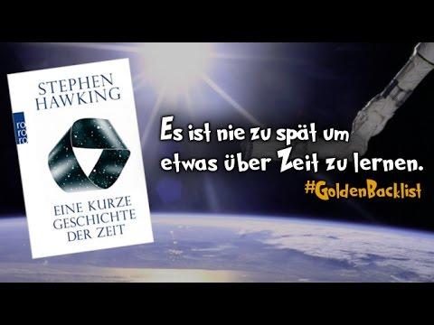 Eine kurze Geschichte der Zeit YouTube Hörbuch Trailer auf Deutsch