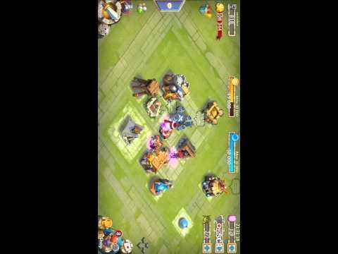 Castle Clash Account Giveaway (2015)