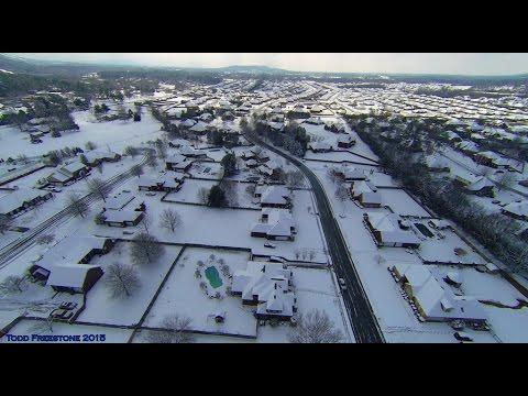 Snowmageddon 2015: Madison, AL