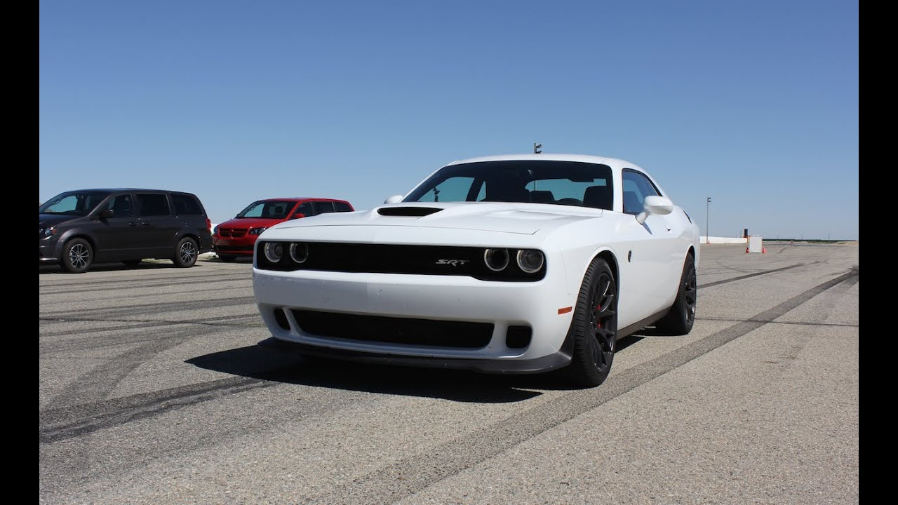 2015 Dodge Charger And Challenger Srt Hellcats Review