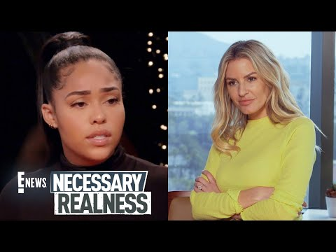 Necessary Realness: Jordyn Woods Spills the Tea  E News