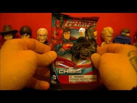 Justice League Chibi heros blindbag