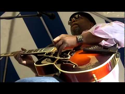 Ike Stubblefield Featuring Grant Green, Jr at Iman Park Festival (IPF) 2012 Delta Stage