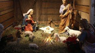Szopki bożonarodzeniowe w zambrowskich parafiach 2015 - zambrow.org