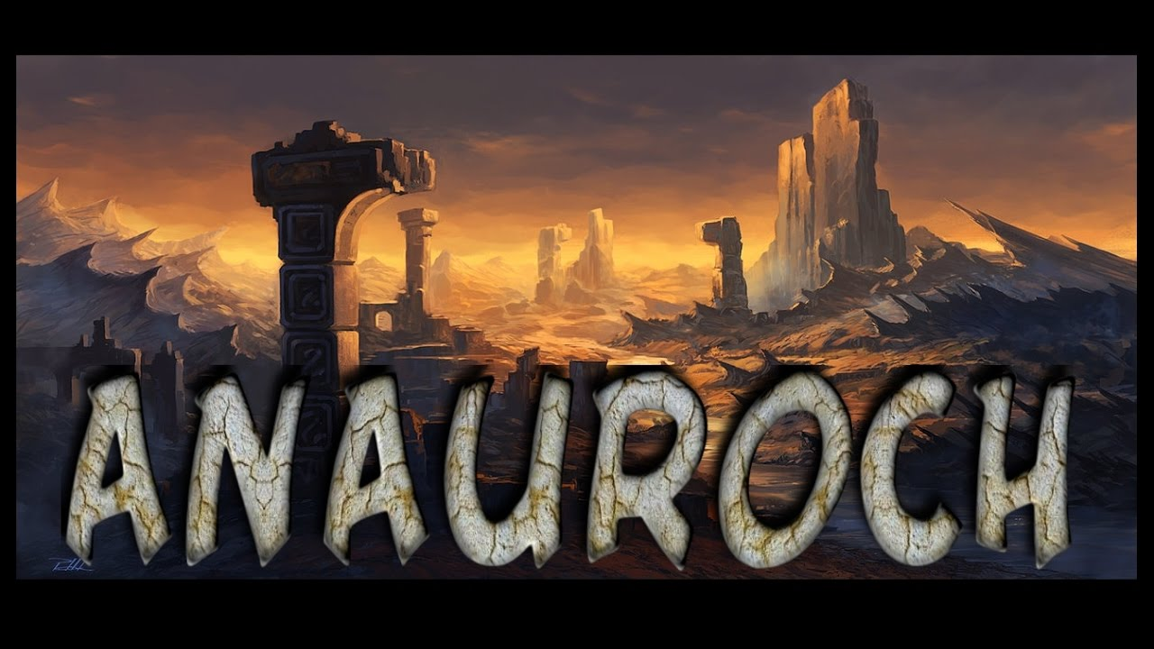 Exploring Anauroch