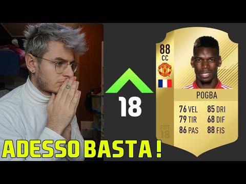 ADESSO BASTA! REAZIONE ai NUOVI OVERALL UFFICIALI di FIFA 18 ! PREMIER LEAGUE