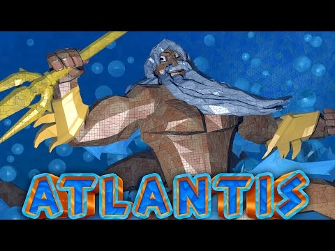 Atlantis Adventures - Finding our Father! (Minecraft Roleplay) #7