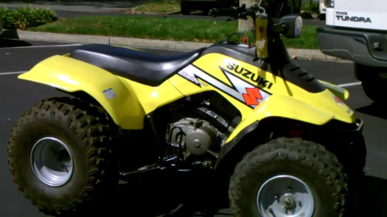 Suzuki R Atv