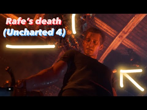 Rafe S Death Uncharted 4 Youtube