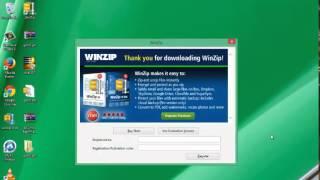 How To Zip Files Using WinZip screenshot 3