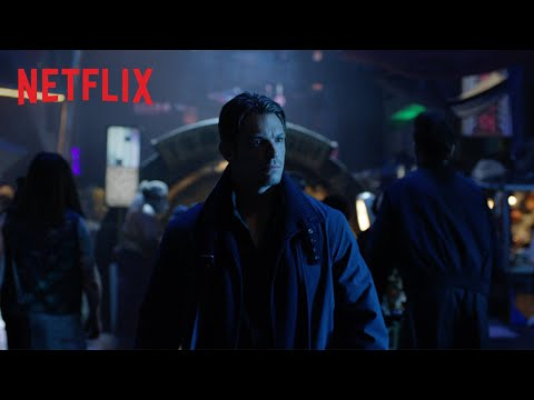 Altered Carbon | Releasedatum | Netflix